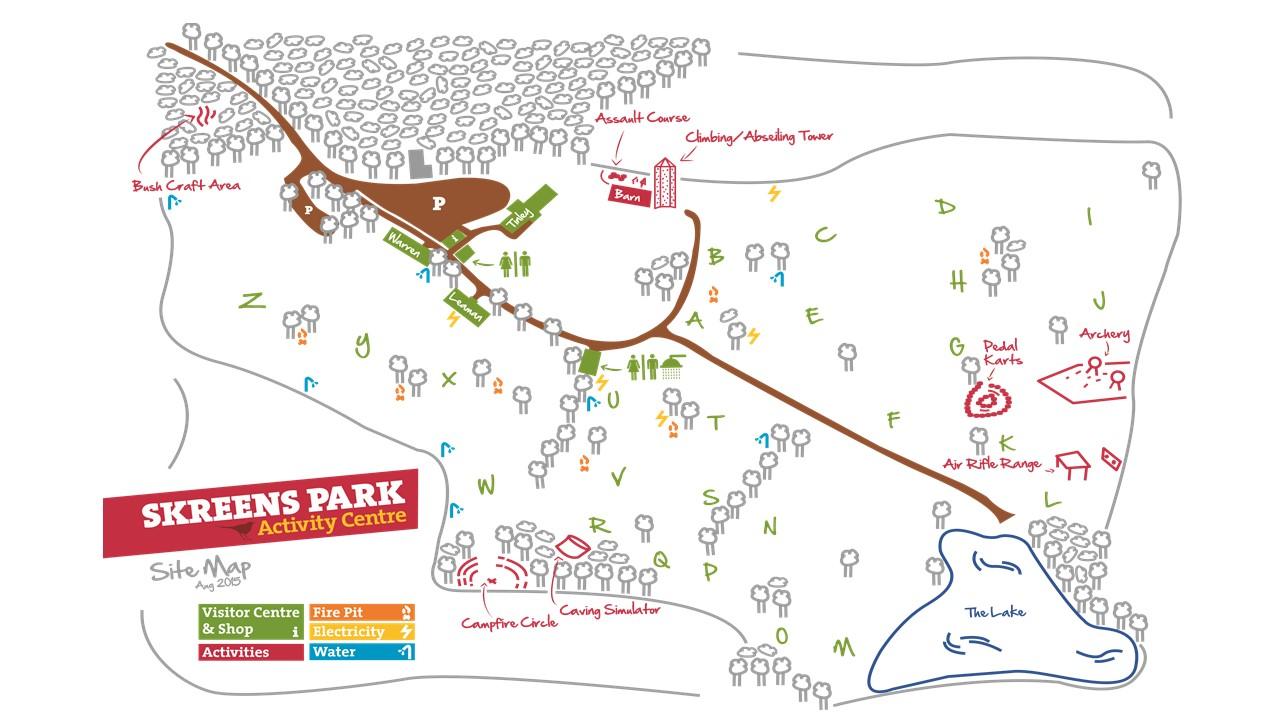 Skreens Park Map v5